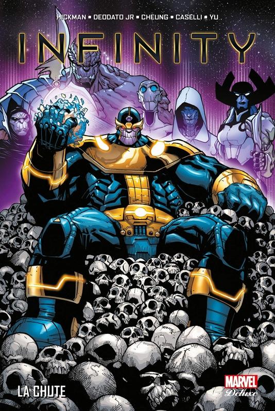 Infinity Tome 1 - Marvel Comics