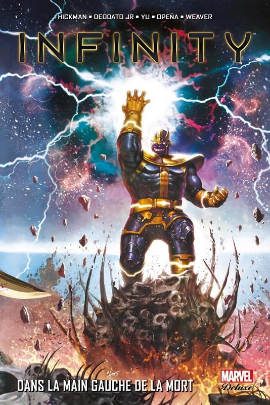 Infinity Tome 2 - Marvel Comics