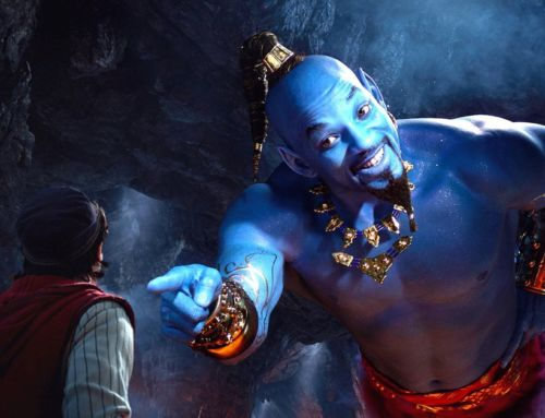 Critique d'Aladdin