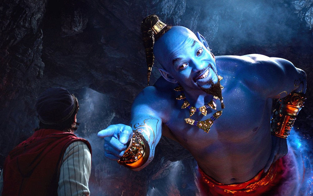 Critique d'Aladdin de Guy Ritchie