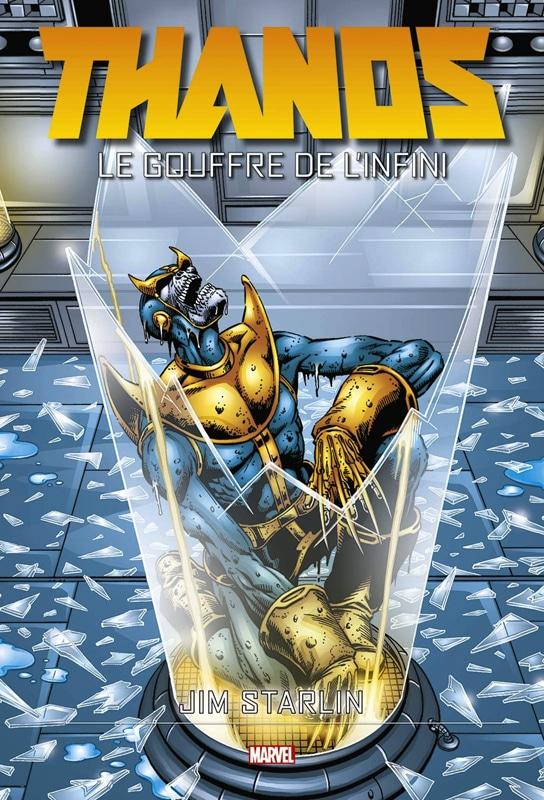 Le Gouffre de l'Infini - Marvel Comics