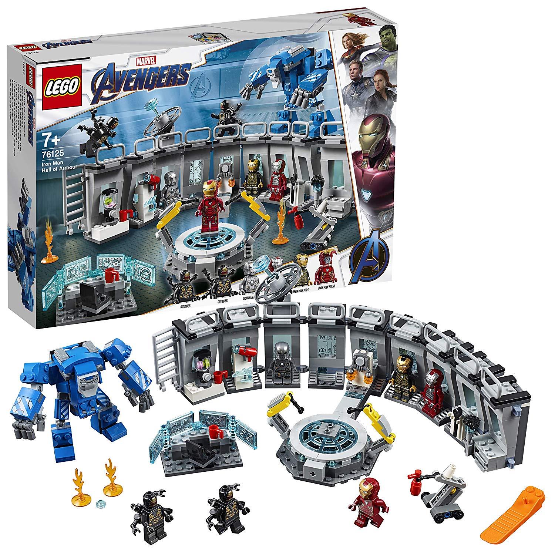 Jouets Lego Avengers : Endgame