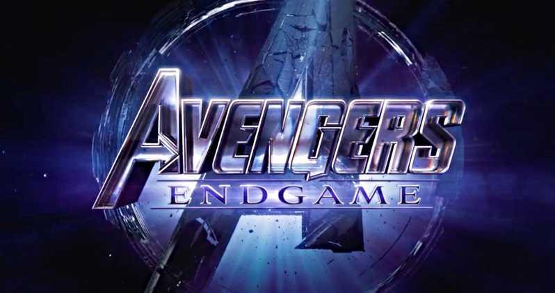 Logo d'Avengers : Endgame