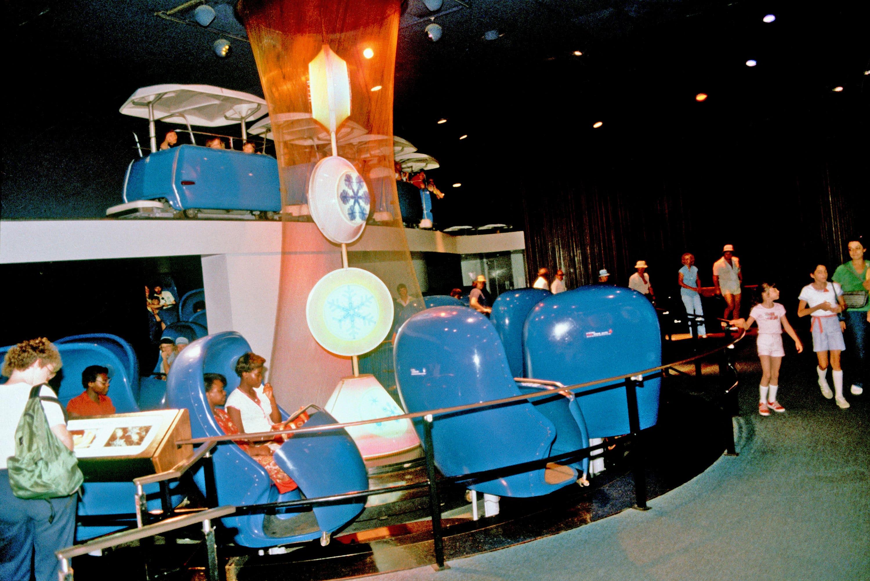 Adventures Through Inner Space à Disneyland