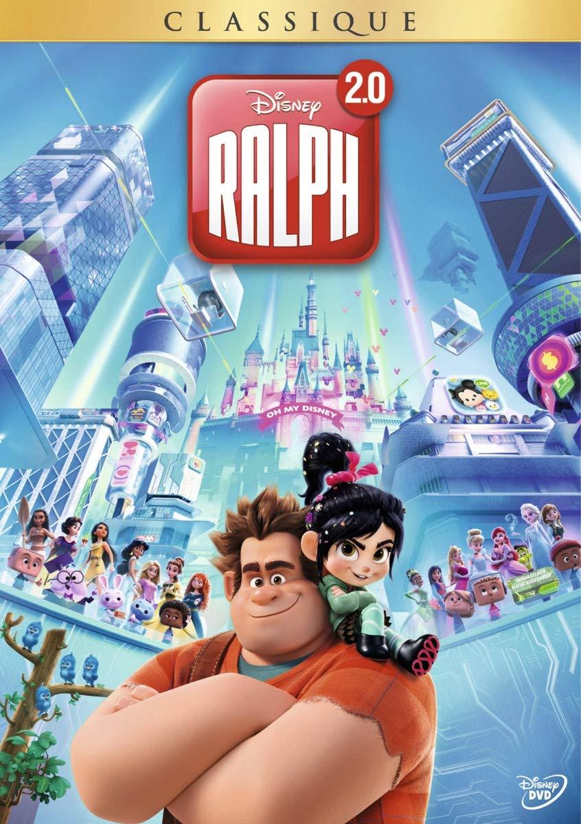 Blu-Ray de Ralph 2.0