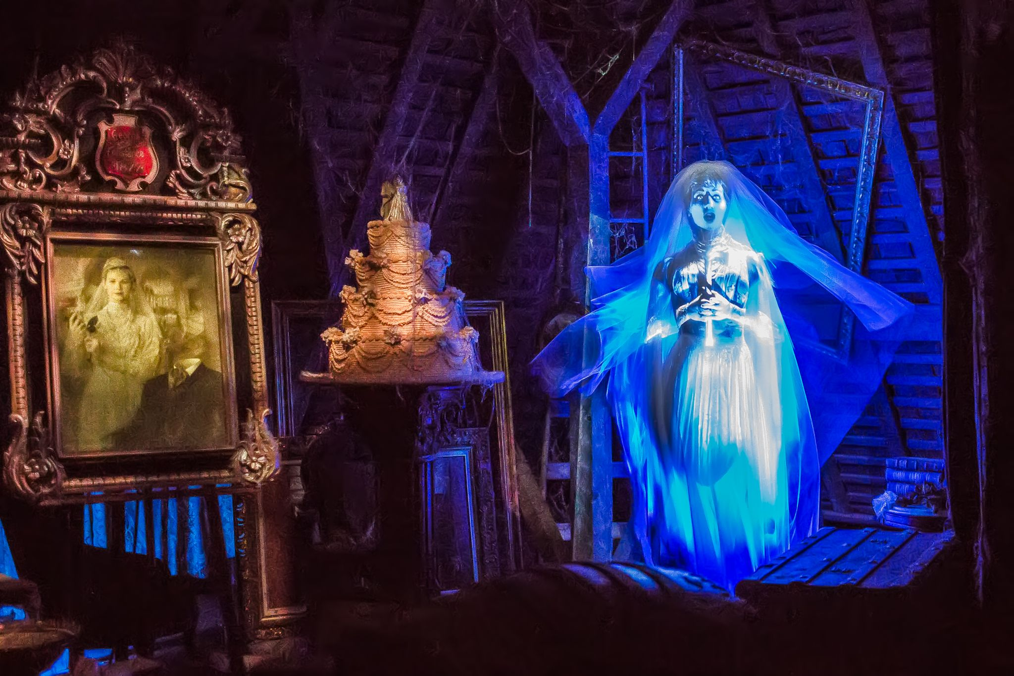 Constance Hatchaway, Haunted Mansion