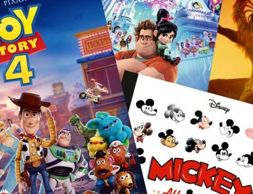 Juin 2019 : actualités des nouveautés Disney