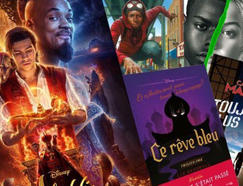 Mai 2019 : actualités des nouveautés Disney