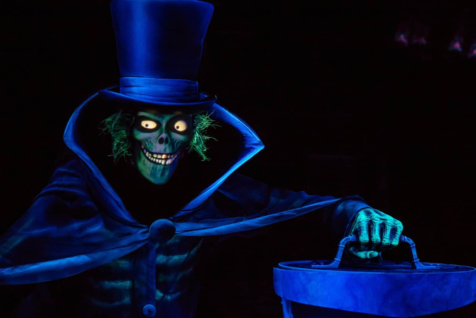 Le Hatbox Ghost de Haunted Mansion