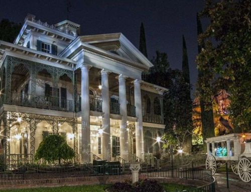 Haunted Mansion, la légende derrière Phantom Manor, fête ses 50 ans