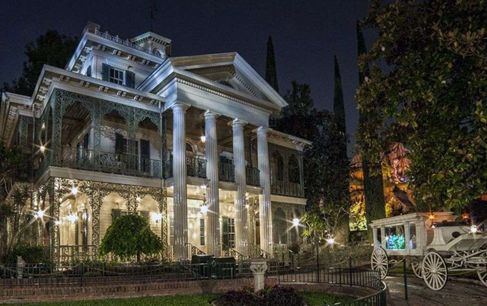 Haunted Mansion fête ses 50 ans