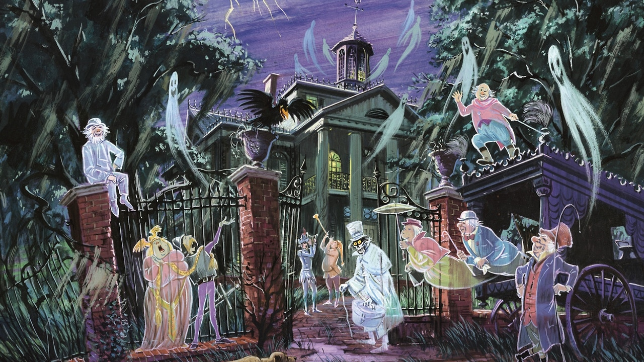Couverture de Story and Song From the Haunted Mansion par Collin Campbell