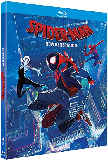 Spider-man : New Generation en video