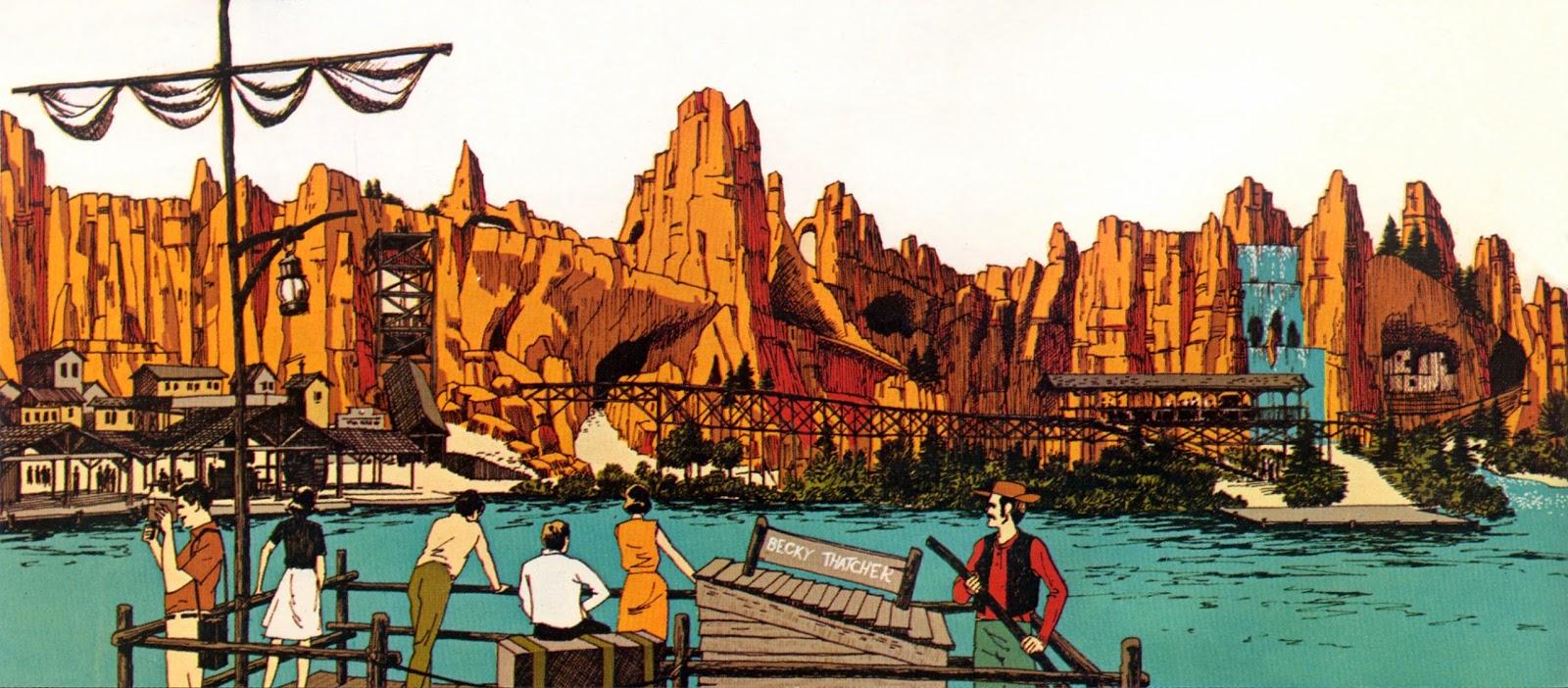 Thunder Mesa, Western River Expedition / Source : passport2dreams.blogspot.com