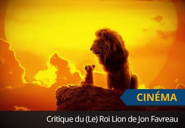 Critique Le Roi Lion