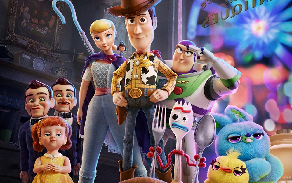 Critique Toy Story 4