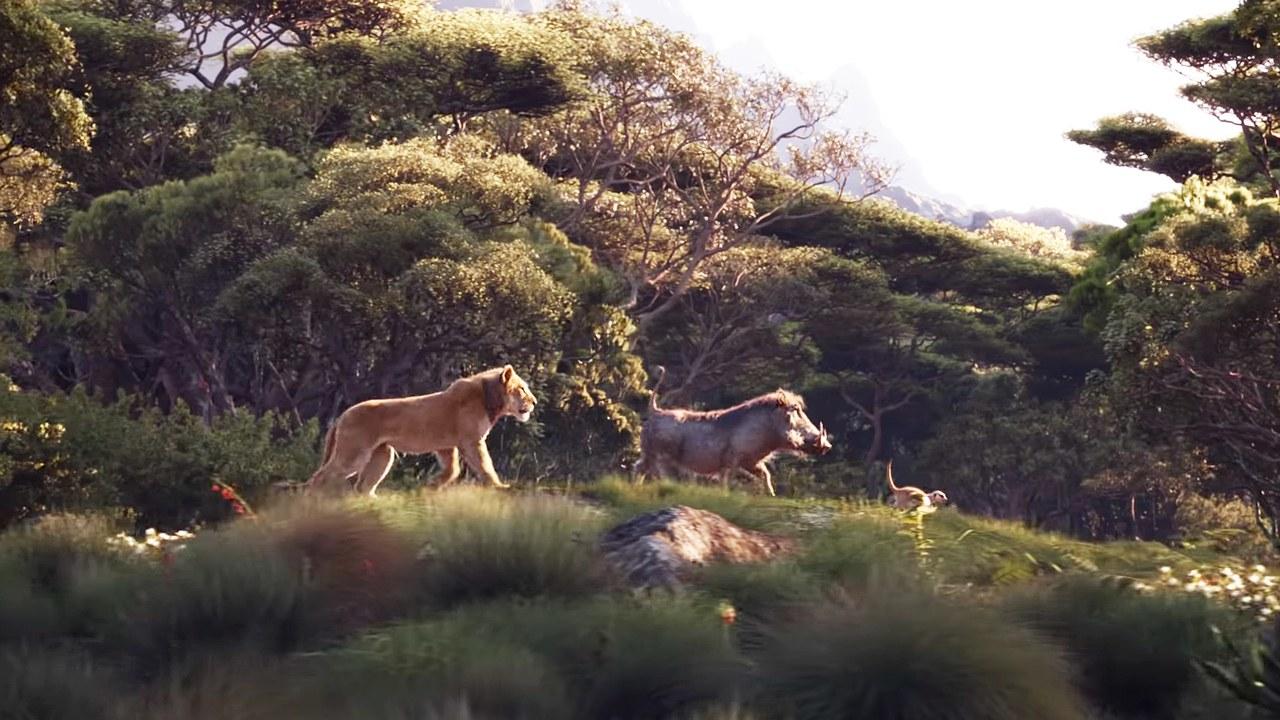 Hakuna Matata, chanté par Simba, Timon et Pumba