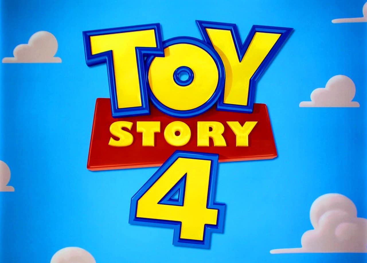 Logo Toy Story 4