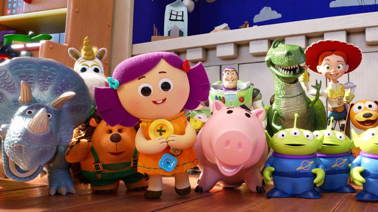 Toy Story 4 avec Jessy, Bayonne, Rex