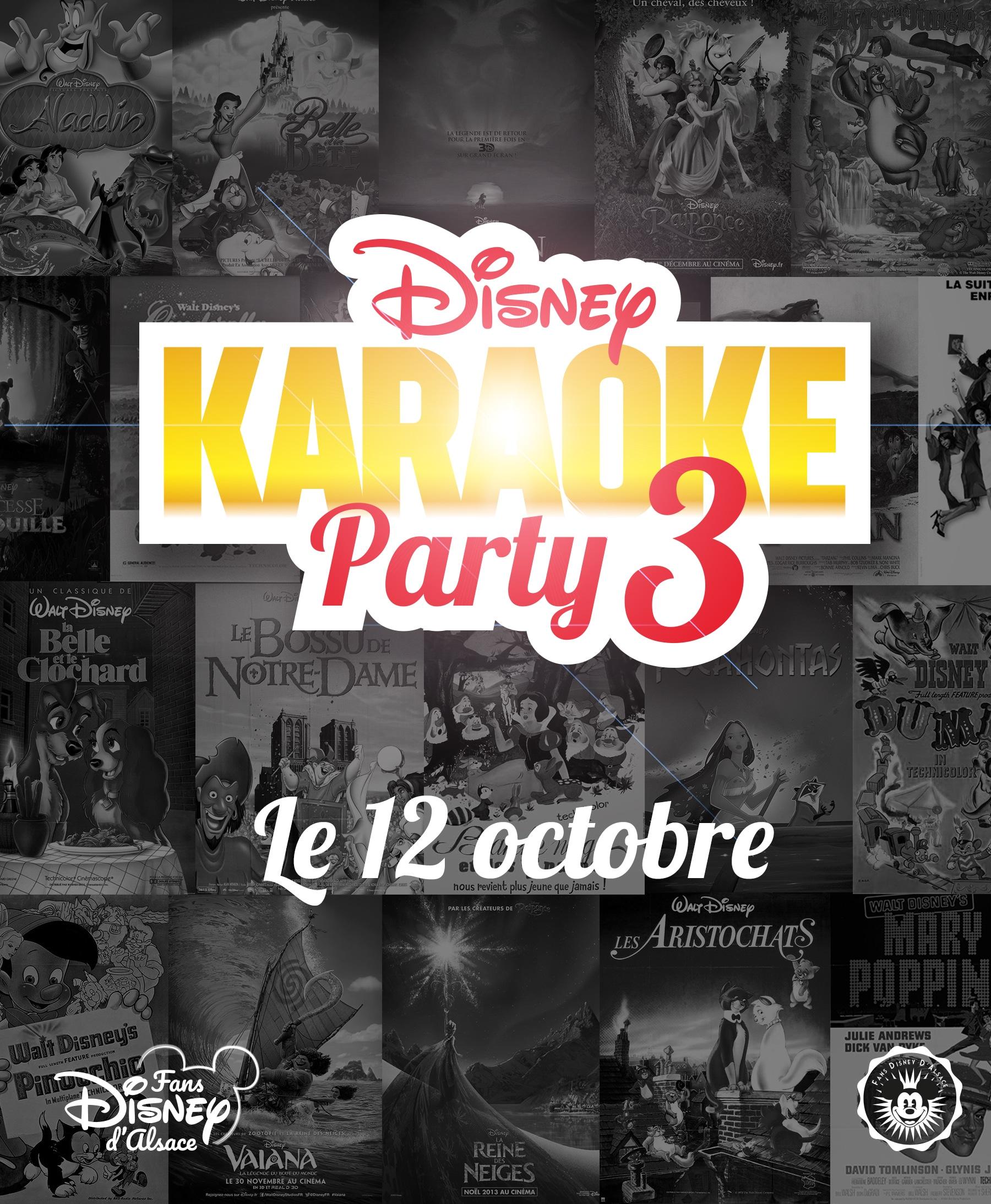 Disney Karaoke Party 3