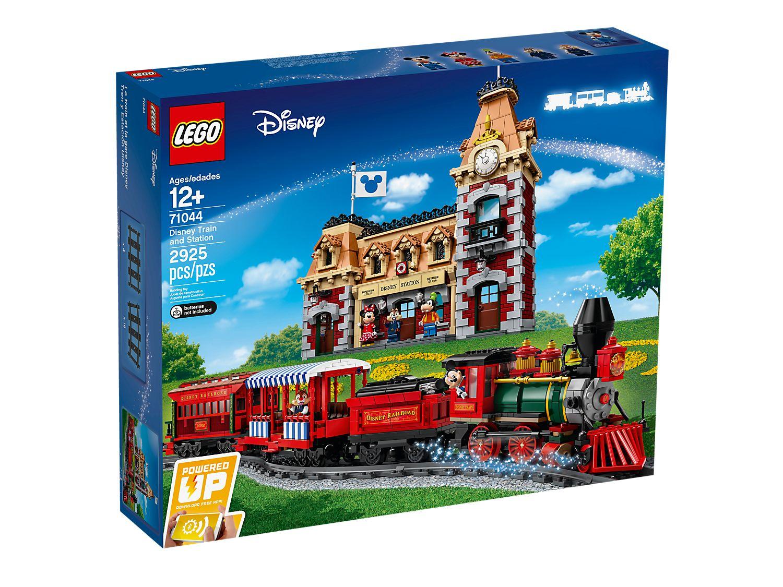 Disney Train & Station
