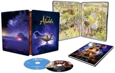 Aladdin en video