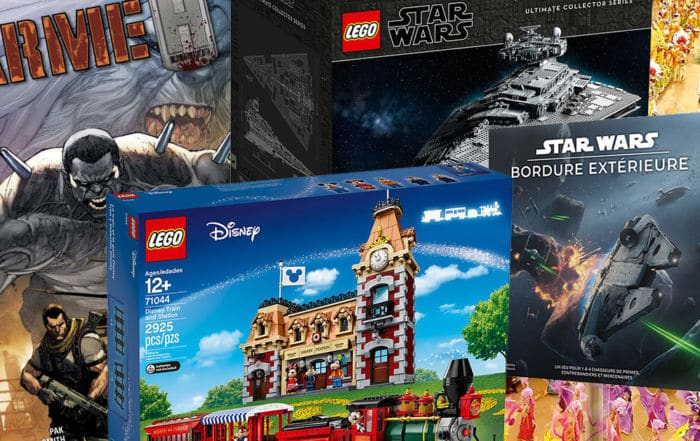 Sorties Disney de septembre 2019