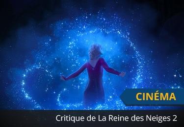 Critique La Reine des Neiges 2