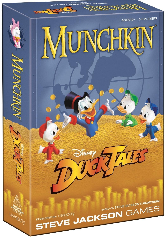 Munchkin Ducktales
