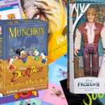 Sorties Disney d'octobre 2019