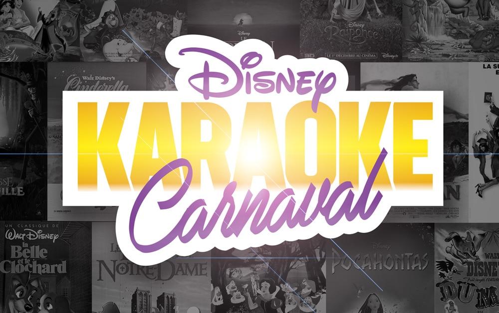 Disney Karaoke Carnaval